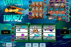 bermuda triangle playtech spielautomaten