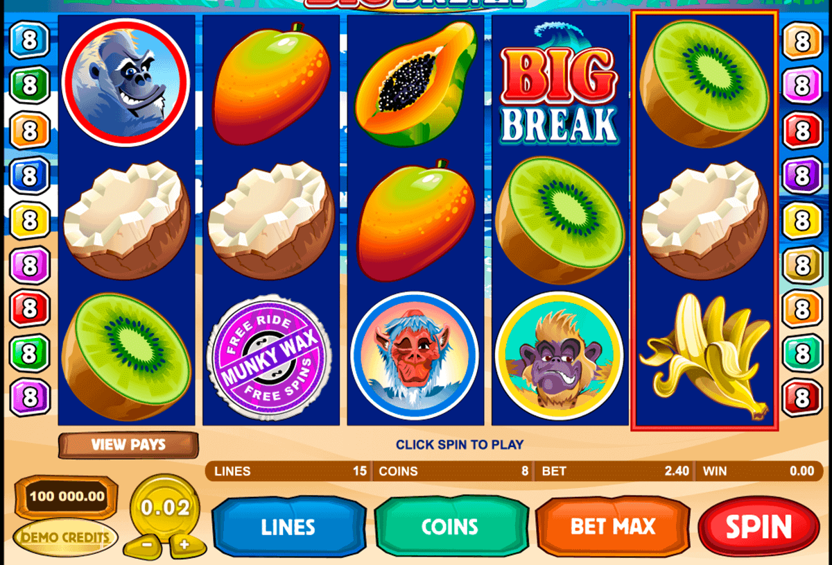 big break microgaming spielautomaten