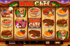 big chef microgaming spielautomaten