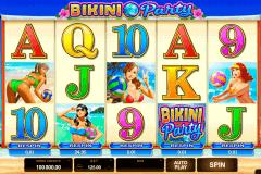 bikini party microgaming spielautomaten