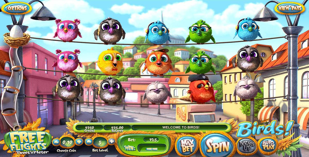 birds betsoft spielautomaten