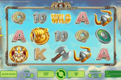 bob the epic viking quest netent spielautomaten