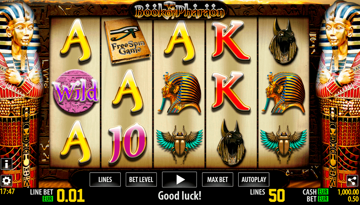 book of pharaon hd world match spielautomaten