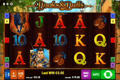 books and bulls bally wulff spielautomaten