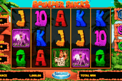 boulder bucks barcrest spielautomaten