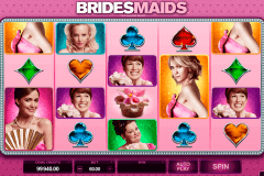 bridesmaids microgaming spielautomaten