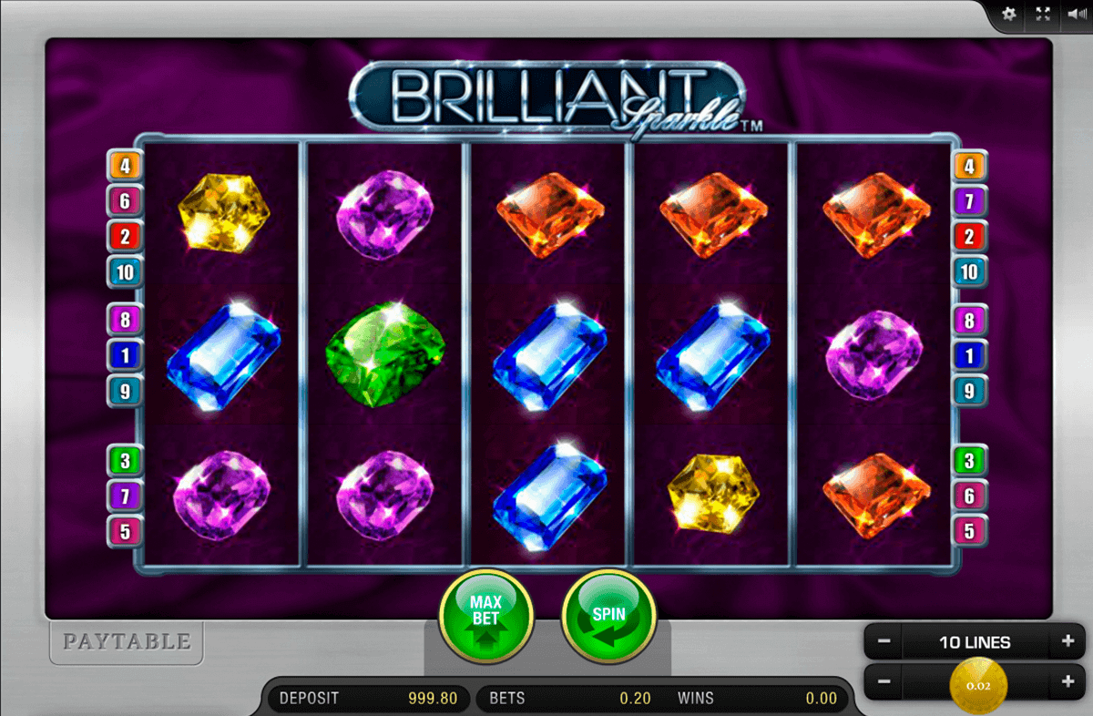Spiele Brilliant Sparkle - Video Slots Online