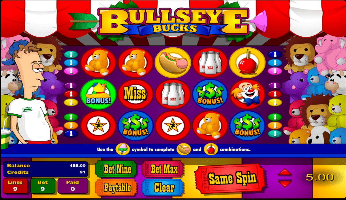 Spiele Bullseye Bucks - Video Slots Online