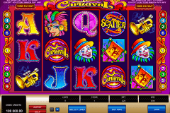 carnaval microgaming spielautomaten