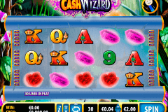 cash wizard bally spielautomaten