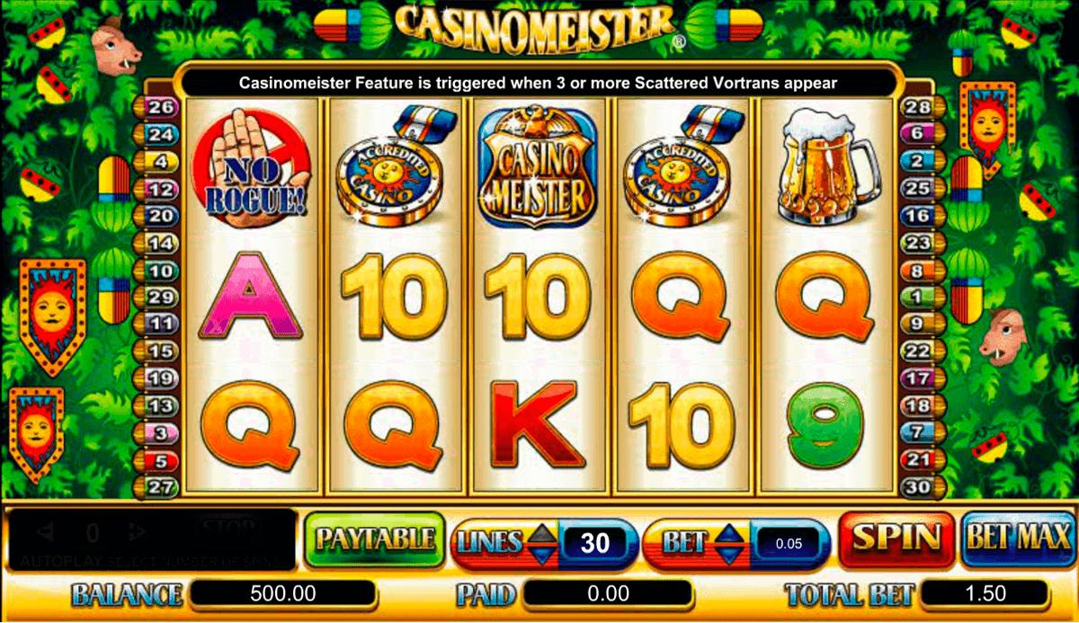 casinomeister amaya spielautomaten