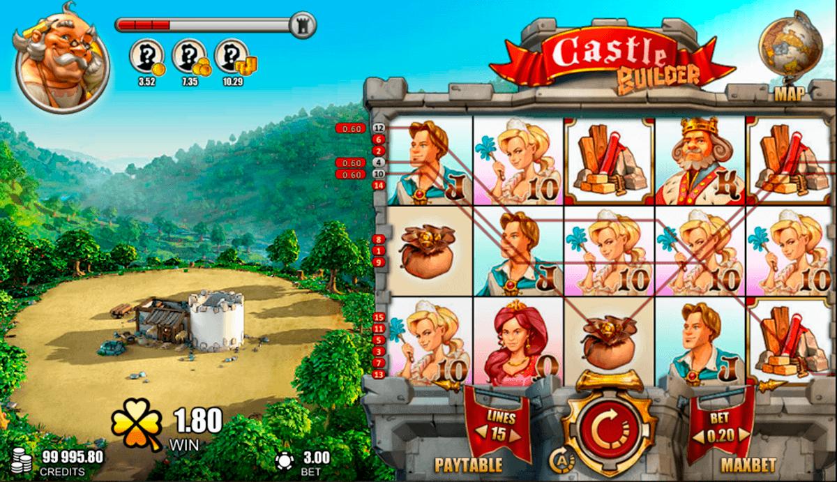 Spiele Castle Builder - Video Slots Online