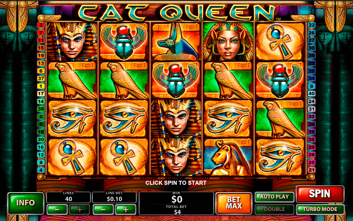 cat queen playtech spielautomaten