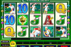centre court microgaming spielautomaten