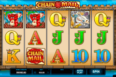 chain mail microgaming spielautomaten