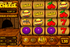 chase the cheese betsoft spielautomaten