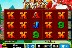 china river bally spielautomaten