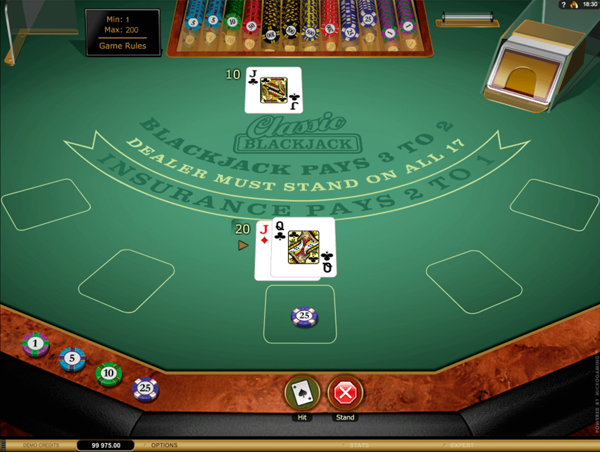 Blackjack Online Spielen Deutsch