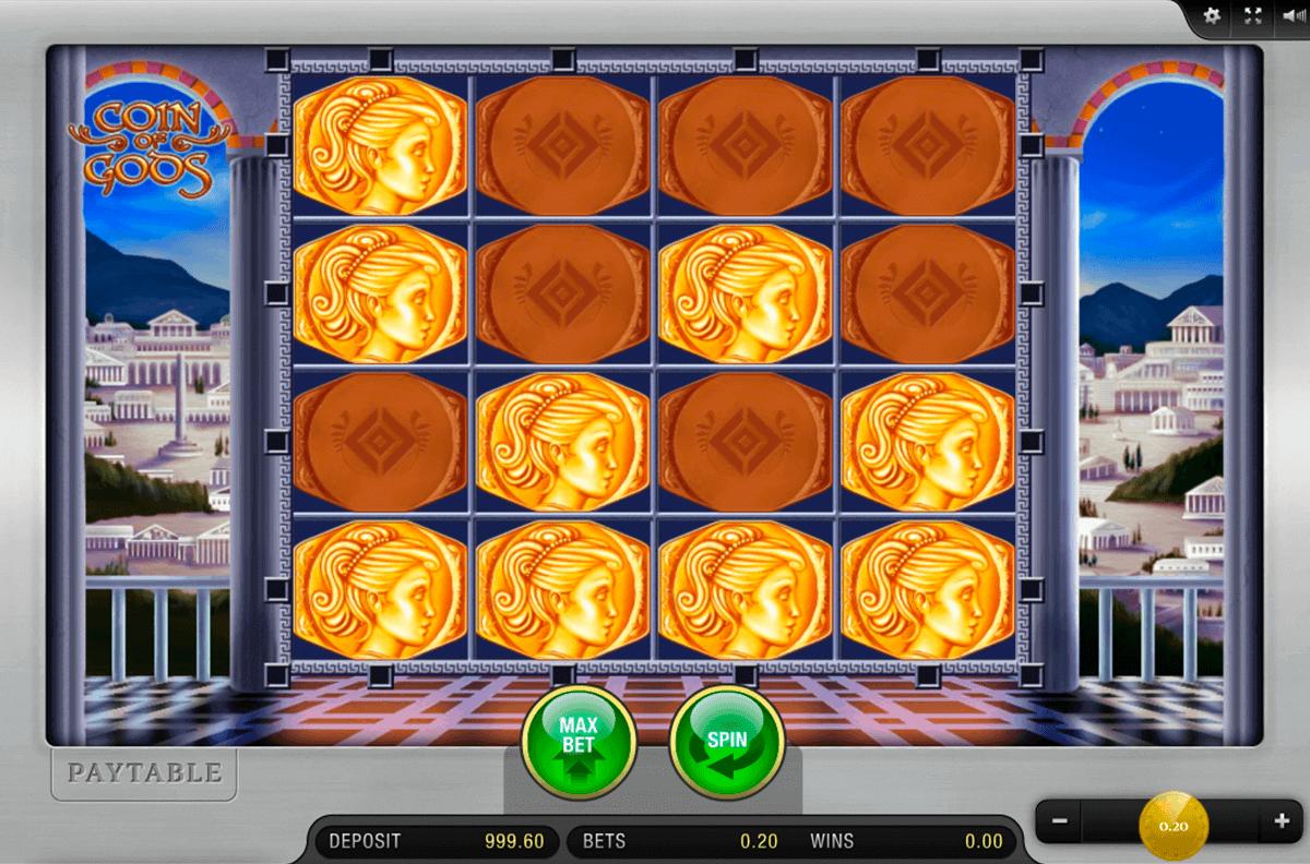 coin of gods merkur spielautomaten