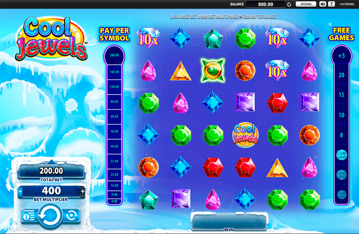 Spiele Cool Jewels - Video Slots Online