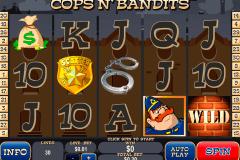 cops n bandits playtech spielautomaten