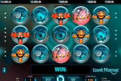 cosmic fortune netent spielautomaten