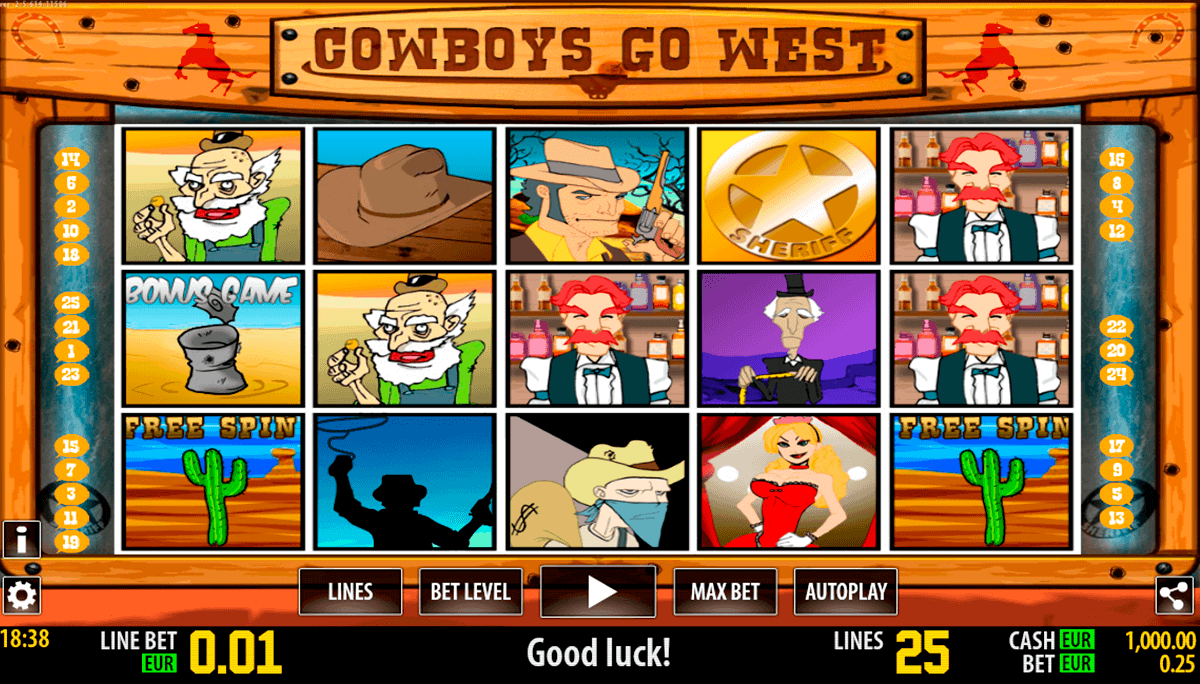 cowboys go west hd world match spielautomaten