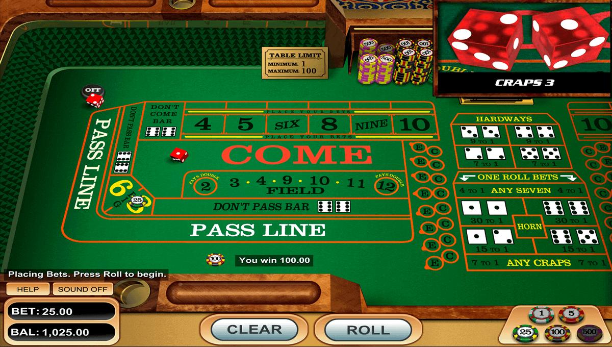 würfeln regeln casino
