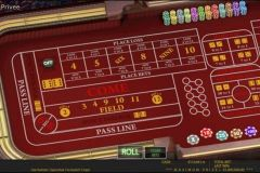 craps privee world match