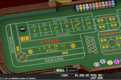 craps world match