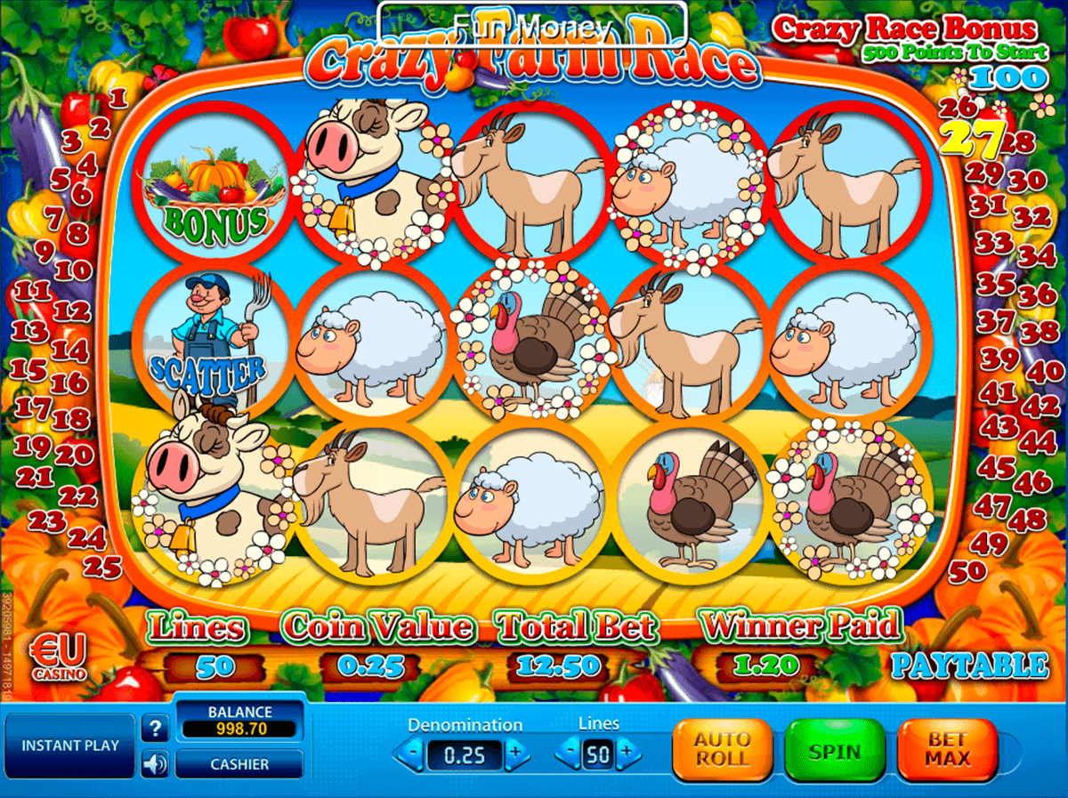 crazy farm skillonnet spielautomaten
