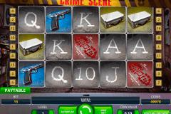 crime scene netent spielautomaten