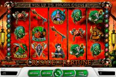 crusade of fortune netent spielautomaten