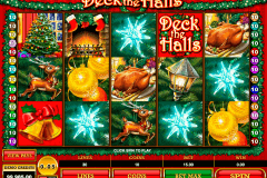 deck the halls microgaming spielautomaten
