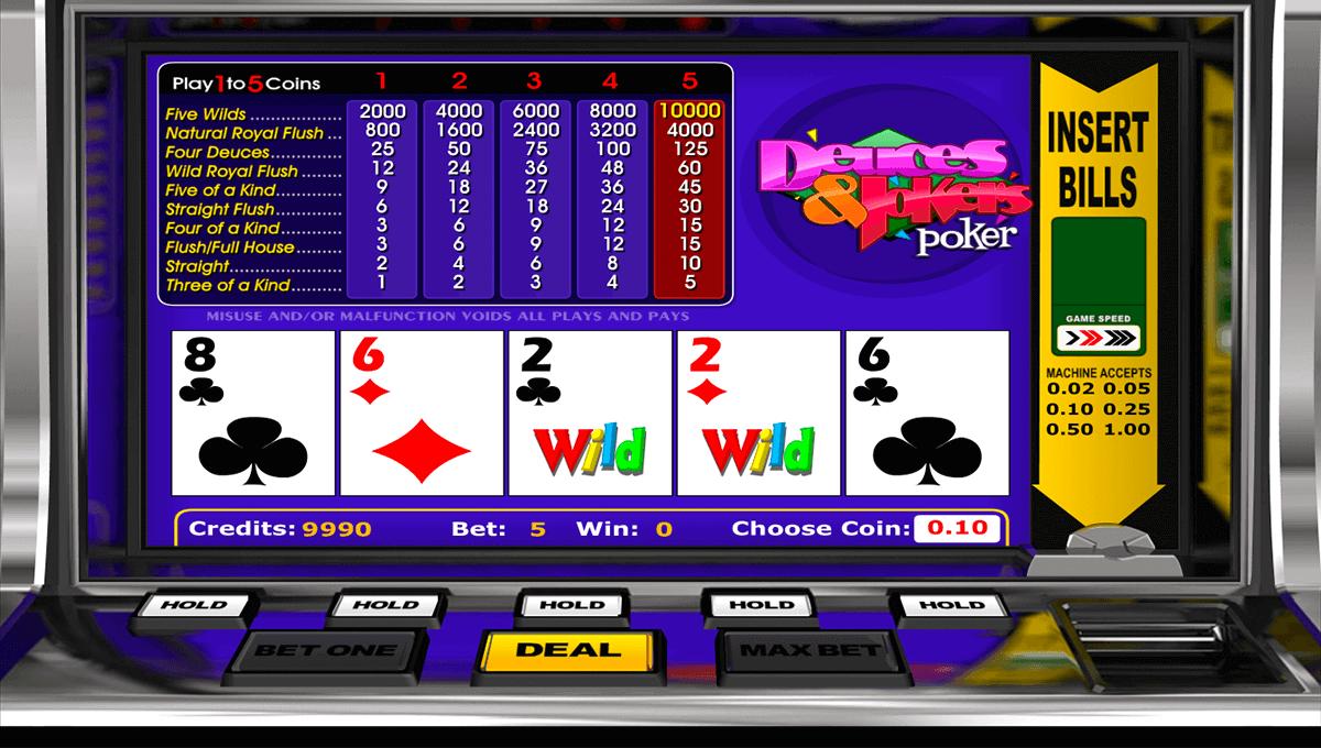 Spiele Deuces And Jokers - Video Slots Online