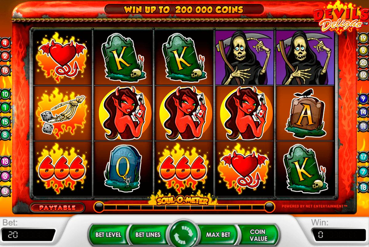 devils delight netent spielautomaten
