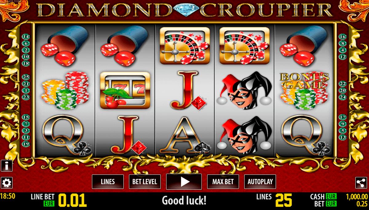 Spiele Diamond Croupier - Video Slots Online
