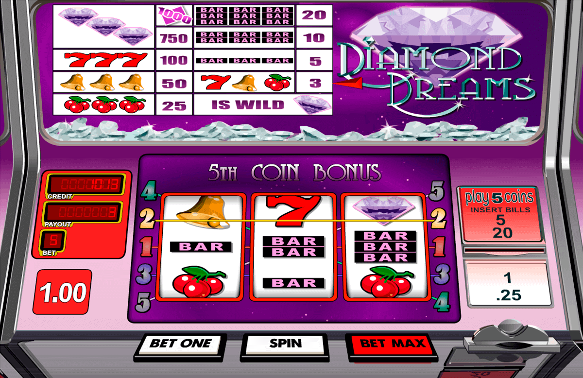 diamond dreams betsoft spielautomaten