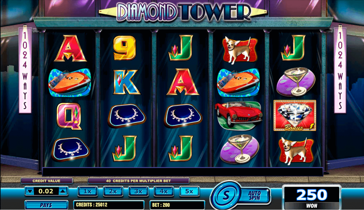Diamond Monkey - 5 Walzen - Legal online spielen OnlineCasino Deutschland
