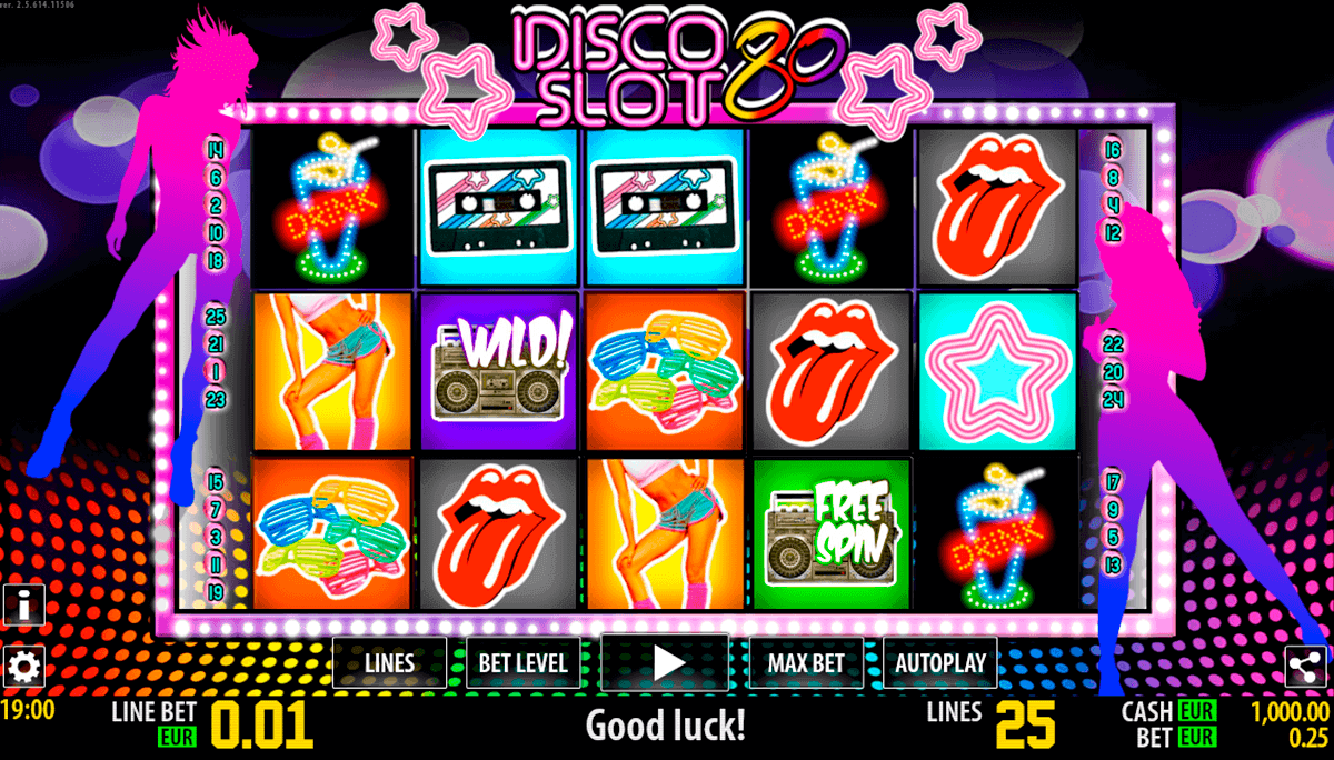 disco hd world match spielautomaten