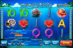 dolphin cash playtech spielautomaten