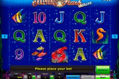dolphins pearl delue novomatic spielautomaten