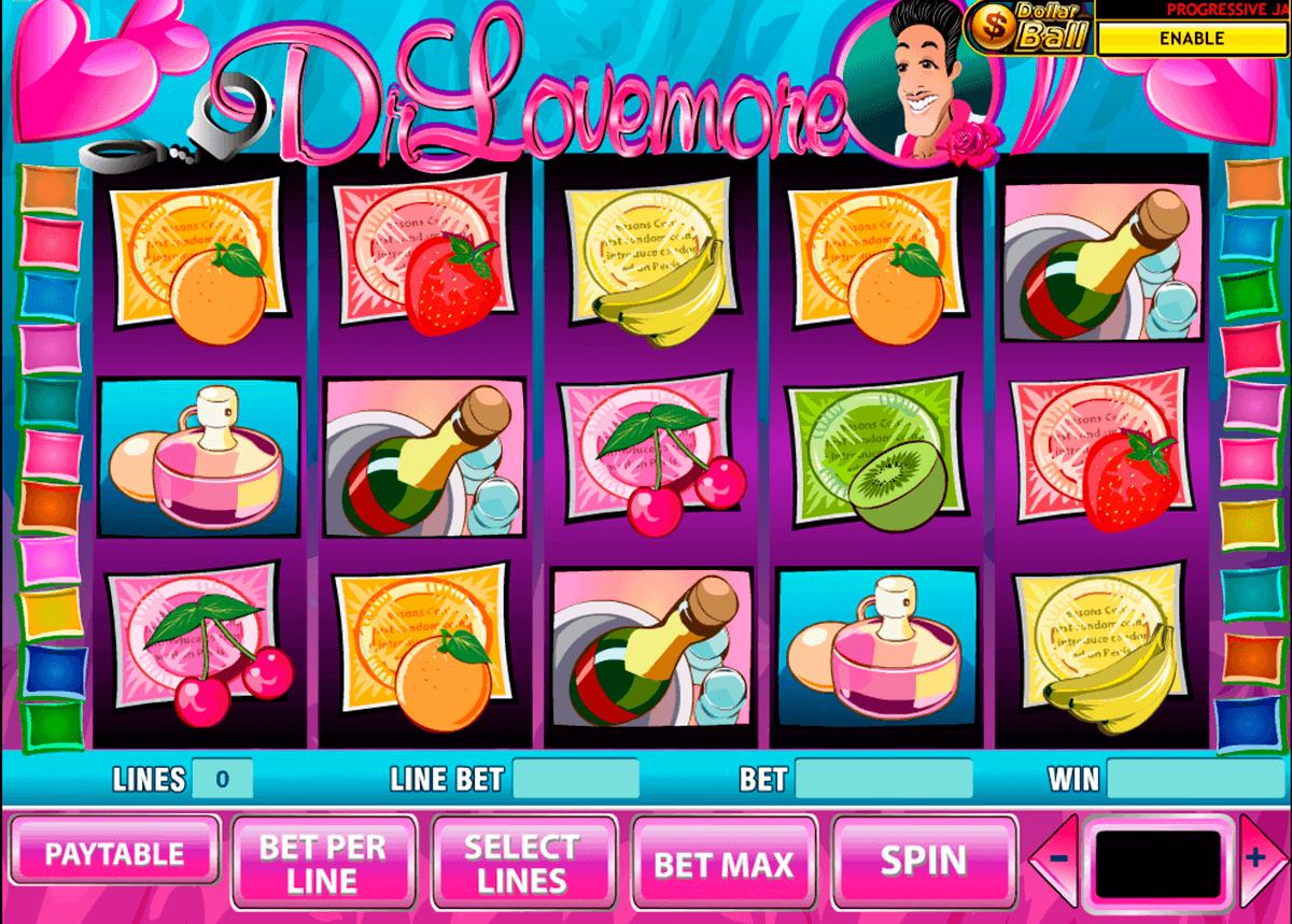 dr lovemore playtech spielautomaten