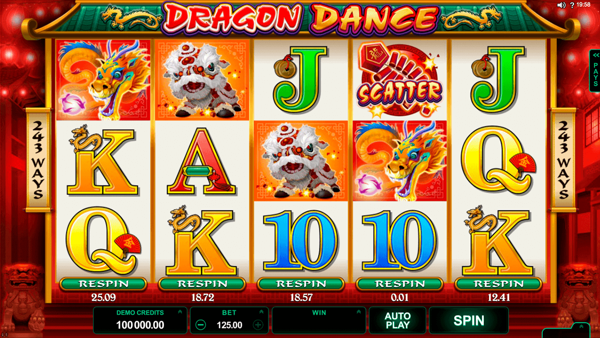Spiele Dazzling Dragons - Video Slots Online