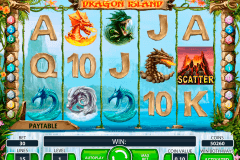 dragon island netent spielautomaten