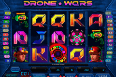 drone wars microgaming spielautomaten