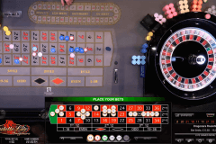 dual play roulette evolution gaming roulette