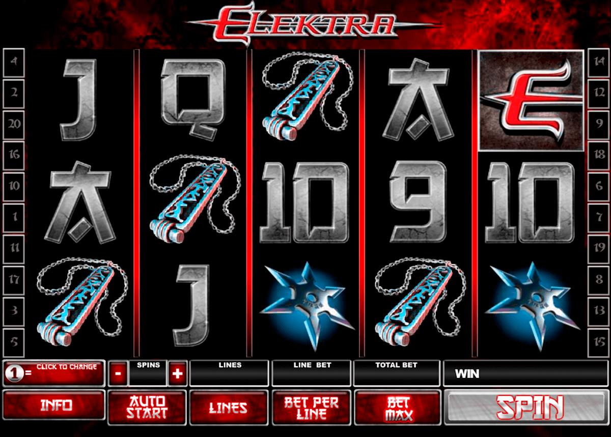 elektra playtech spielautomaten