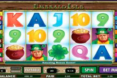 emerald isle amaya spielautomaten