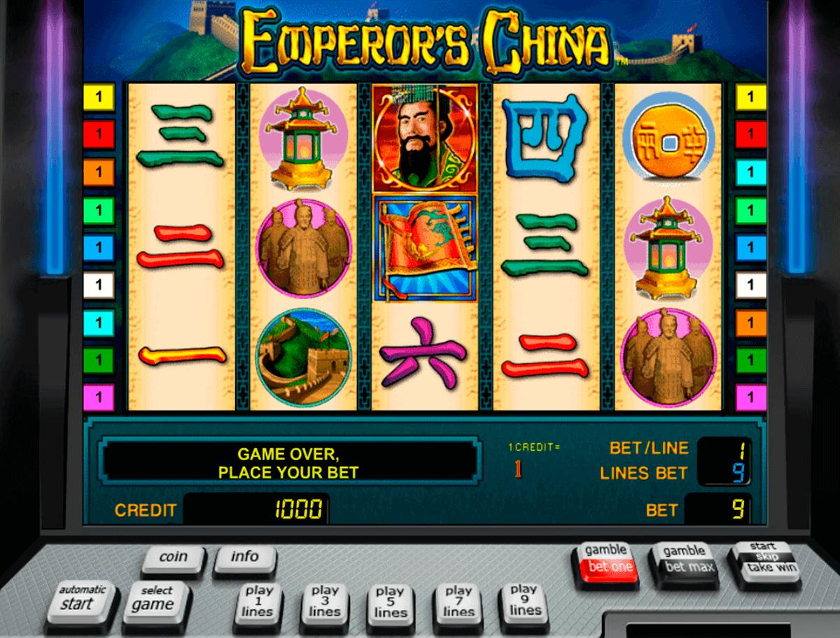 emperors china novomatic spielautomaten